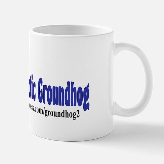 Galactic Groundhog Mug