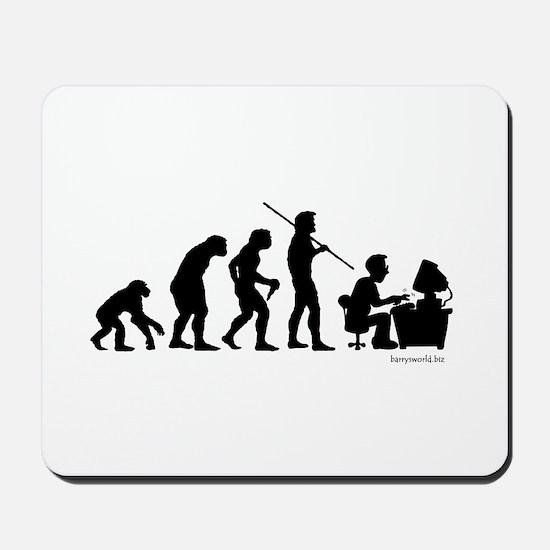 Computer Evolution Mousepad