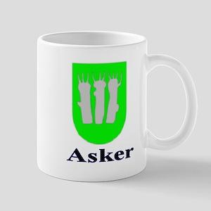 The Asker Store Mug
