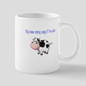 Moo-mmy Mug