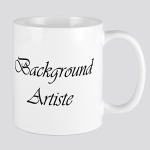 Background Artiste Mug