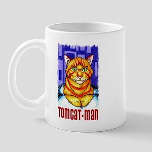 Tomcat-Man Mug
