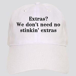 Extras? We don't need no... Cap