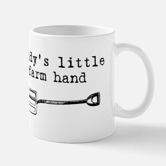 Daddy's Farm Hand Mug