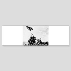Iwo Jima Bumper Sticker