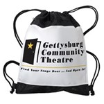GCT logo Drawstring Bag