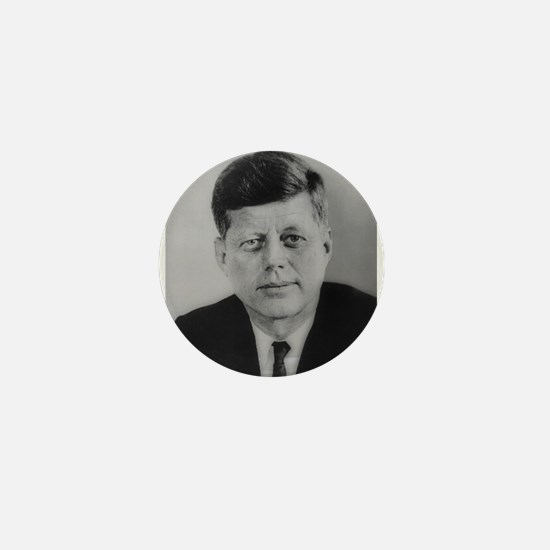 John F. Kennedy Mini Button