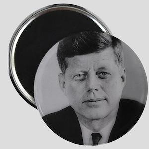John F. Kennedy Magnet