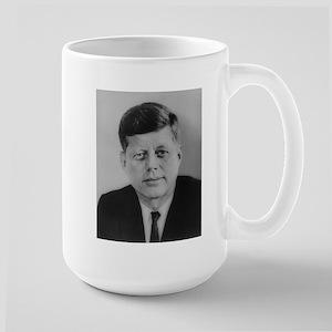 John F. Kennedy Large Mug