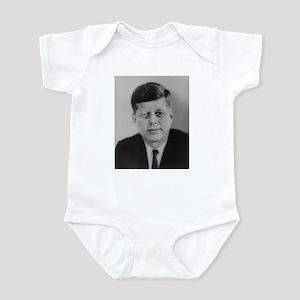 John F. Kennedy Infant Bodysuit