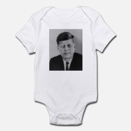 John F. Kennedy Infant Bodysuit
