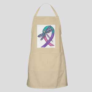 Thyroid Cancer Awareness Light Apron