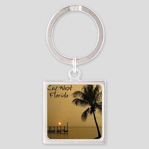 Key West Florida Sunset Keychains