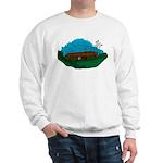 Masonic Coffin No. 5 Sweatshirt