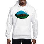 Masonic Coffin No. 5 Hooded Sweatshirt