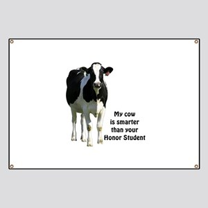 Smart Cow Banner