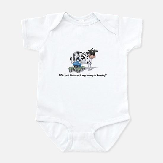 Money Cow Infant Bodysuit