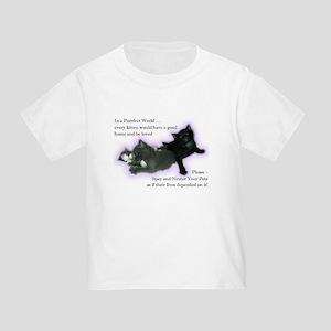 Spay Neuter Kittens Toddler T-Shirt
