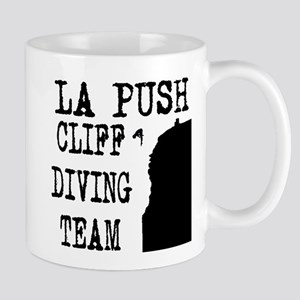 La Push Cliff Diving Team Mug