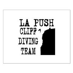 La Push Cliff Diving Team Posters