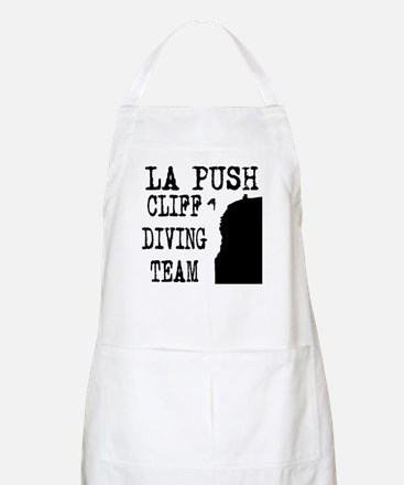 La Push Cliff Diving Team BBQ Apron