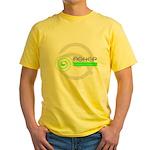 Asher Club Yellow T-Shirt