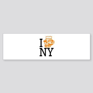 I APE NY Bumper Sticker