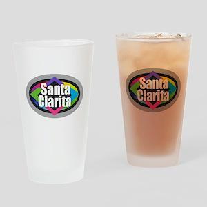 Santa Clarita Design Drinking Glass