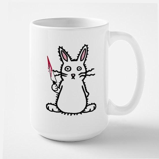 Psycho Bunny Large Mug