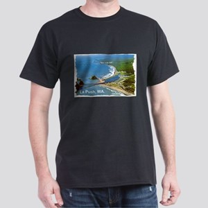 La Push, WA. 3 Dark T-Shirt