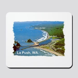 La Push, WA. 3 Mousepad