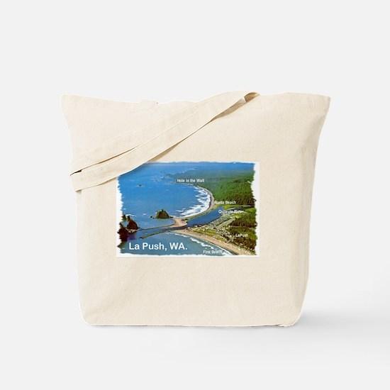 La Push, WA. 3 Tote Bag