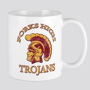 Forks High Trojans Mug