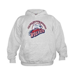 Quileute High Wolves Hoodie