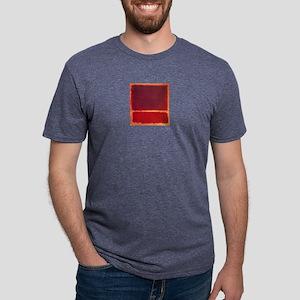 ROTHKO ORANGE RED T-Shirt