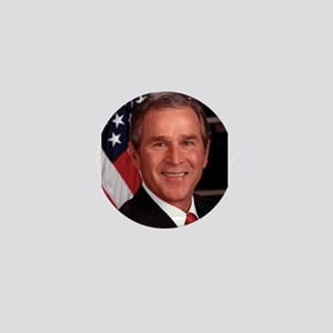 George W. Bush Mini Button