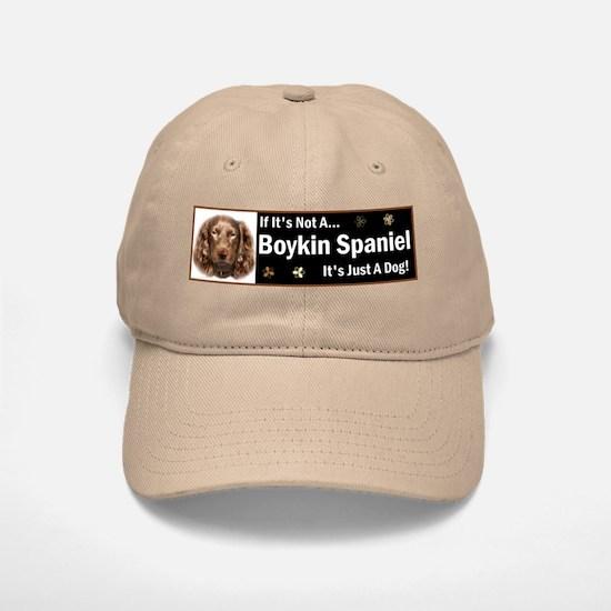 Boykin Spaniel Baseball Baseball Cap