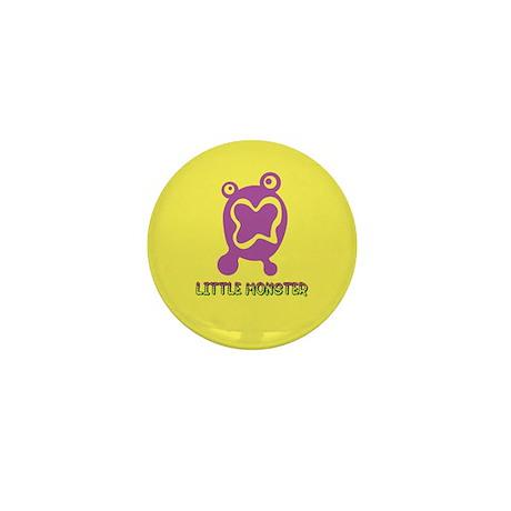 Little Monster Mini Button (10 pack)