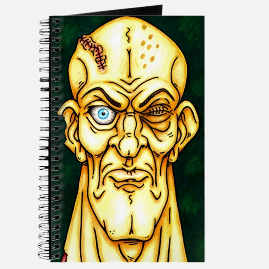 Zombie Dude Journal