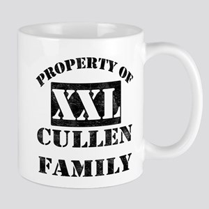 Property Of Cullen Family Mug