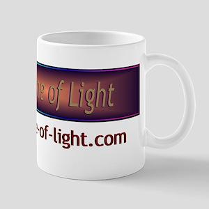 Medicine of Light Bumper Sticker Mugs