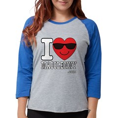 I Love Macclenny Long Sleeve T-Shirt