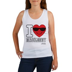 I Love Macclenny Tank Top