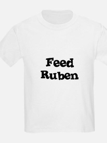 Feed Ruben Kids T-Shirt