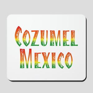 Cozumel Mexico - Mousepad