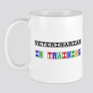 Veterinarian In Training Mug