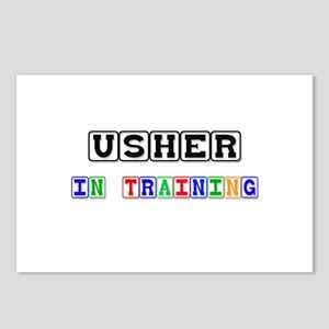 Usher In Training Postcards (Package of 8)