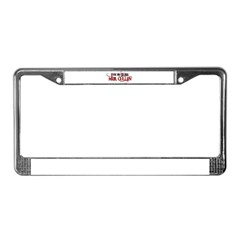 Future Mrs. Cullen License Plate Frame