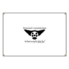 Rorschachs Rejected Plate 5 Banner