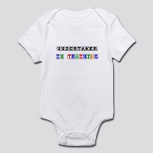Undertaker In Training Infant Bodysuit